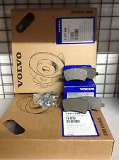 Genuine Volvo V60/S60 Rear Brake Discs And Pads With Solid Brakes