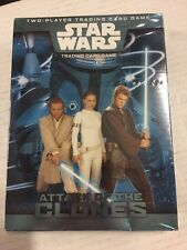 STAR WARS Attack Of The Clones 2-player Starter Set CCG Factory Sealed Look