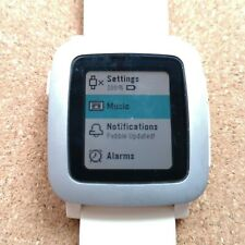 Pebble Time Smartwatch IOS Android