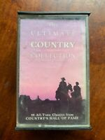 The Ultimate Country Collection Audio Cassette Tape