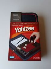 Parker Brothers/Hasbro 2003 Deluxe Yahtzee Game Folio Edition-Take Anywhere NIB