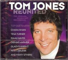 Tom Jones - Reunited CD, Duets with Chaka Kahn, Tina Turner, Isaac Hayes a.m NEW