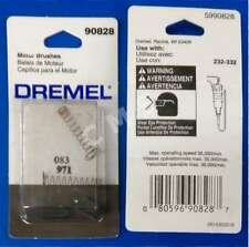 Genuine DREMEL Carbon Motor Brushes Set Pair 90828 Brush For 232 332 USA 5990828