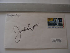 Authentic Apollo 13 Astro Jack Swigert Hand-Signed/Autographed Postal Cover NASA