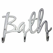 """Comfify Modern Style """"Bath� Wall Mount Towel Holder and Robe Hook by"""