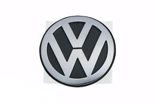 2006-2010 VW Volkswagen Beetle Front Hood Emblem Decal Chrome GENUINE OEM NEW