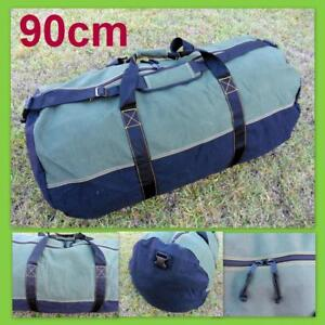 120L Heavy Duty Canvas Duffle Carry Bag HD Travel Luggage Duffel Bike Large Tote