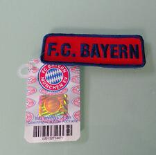 FC Bayern München - Aufnäher -  Motiv Nr. 11