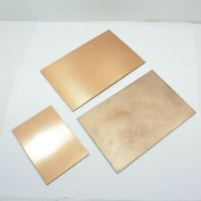 Bakelite/Fiberglass Copper Foil PCB Circuit Plate Board Clad FR4