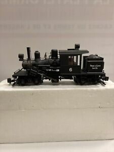 Bachmann Spectrum G Scale Climax Pardee & Curtin Lbr Co Locomotive 25 Tone 81180