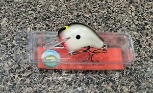 WEC E-I Handmade Balsa Fishing Lure Crankbait Anchovie Color - Hard To Find