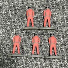 Lot 5 pcs new Greenlight 1/64 mini Figure fit for 1/64 Greenlight cars model toy