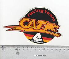 Decal/Sticker - Cat Racing Team Erbacher
