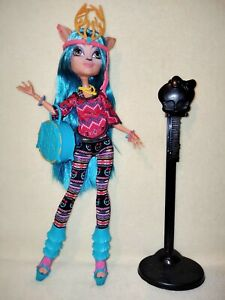 Monster High Isi Dawndancer. TOTALLY MINT, ABSOLUTELY COMPLETE, UTTERLY AWESOME!