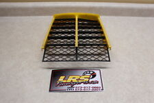 1995 YAMAHA BANSHEE 350 RADIATOR COVER PLASTIC YELLOW