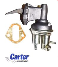 Carter M6565 Mechanical Fuel Pump 1971-72 Mercury Capri 1971-73 Ford Pinto 1.6L