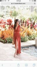 Polyester Solid Petite Dresses for Women's Maxi Dresses