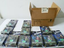 Babylon 5 Earth Alliance Space Station Lot of 11 Factory Sealed Figures