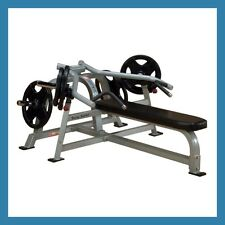 BODY SOLID USA Leverage Olympic Bench Press