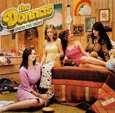 THE DONNAS - SPEND THE NIGHT CD (2002) US FEMALE PUNK'N ROLL