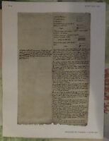 1670 Mémoire de Colbert à Louis XIV