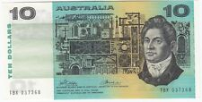 Australia 'Phillips - Wheeler' Australia $10 (1974), Virtually Uncirculated
