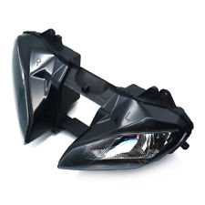 Motorcycle Headlight Assembly Clear Lamp Front for Yamaha YZF R6 2008-2012