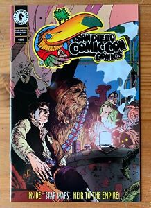 San Diego Comic-Con Comics 4 - Star Wars: Heir to Empire 1 Preview! - NM 9.4