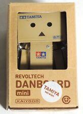 ESAR2265. Revoltech DANBOARD MINI TAMIYA Figure w/ LED Eyes by Kaiyodo (2013)