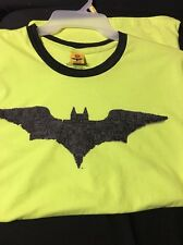 Batman Lego T-Shirt Size Men's Large New