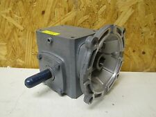 BOSTON GEAR SPEED REDUCER GEARBOX 700 SERIES F7155B76 10:1 RATIO 1.74 IN HP NEW