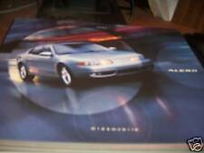 Oldsmobile Alero 2000 Brochure