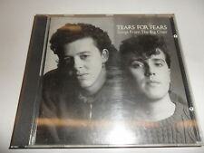 CD  Tears for Fears - Songs from the Big Chair