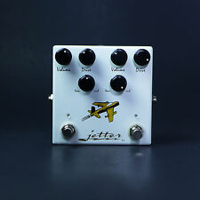 Jetter Gear Jet Drive V2 Overdrive OPEN BOX Guitar Pedal