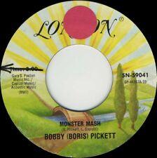 BOBBY (BORIS) PICKETT Monster Mash / Monster Mash Party (Reissued 1979 US 7inch)