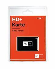HD+ Karte für 12 Monate Fernsehen in HD-Qualität >Nur für Sat / nur Karte - HD05