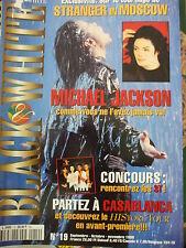 michael jackson black white magazine N°19 s o novembre 1996