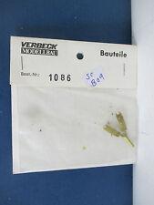 Verbeck H0 1086 2 St. Halter f.Pumpe  WT4682