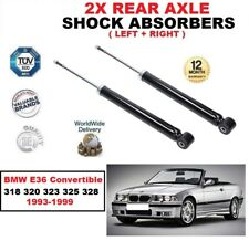 ARRIÈRE GAUCHE DROIT Amortisseurs pour BMW E36 convertible 318 320 323 325 328