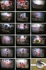 Super 8mm Film-Privatfilm von 1975-Frankreich-Badeurlaub in Dauphines-Strandlebe
