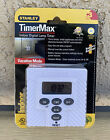Stanley TimerMax Indoor Digital Timer For Lamps Small Appliances NEW Sealed  photo