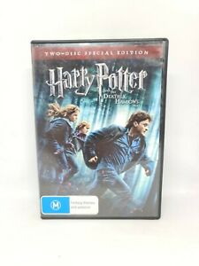 HARRY POTTER AND THE DEATHLY HALLOWS Part One Very Good Condition FREE SHIPPING