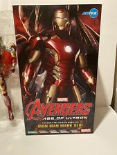 Avengers Age of Ultron Iron Man Mark XLII 1/6 Scal Pre-Painted Model Kit