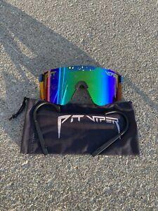 Pit Viper Sport Sunglasses UV400 Polarized Cycling Sunglasses outland NEW 2021