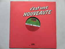"MAXI 12"" new paradise USA Disco people The french wayn PRO 506 PROMO"