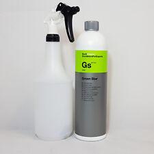 Koch Chemie Green Star Universalreiniger 1000ml. + Sprühflasche