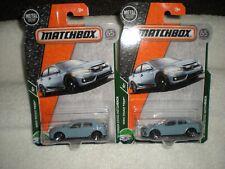 Matchbox '17 Honda Civic Hatchback Car Lot (2) Diecast 1:64