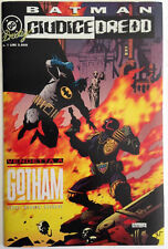 BATMAN-GIUDICE DREED- vendetta a gotham - play press