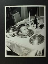 1965 BEWITCHED ORIGINAL TV PROMO PHOTOGRAPH~PAUL LYNDE as UNCLE CHESTER~