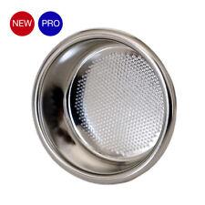 IMS Pro Barista Filter Basket - 12,14g,17g or 21g - Ridgeless IMS - Flat Bottom